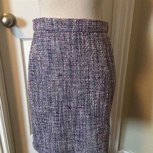 Women's JCrew Pencil Skirt Size 0